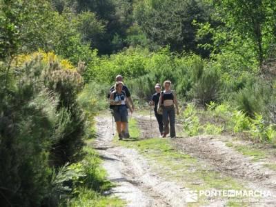 Senderismo Sierra de la Demanda- Atapuerca y Alto Oca; sierra de madrid rutas